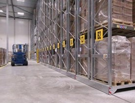 Bakker Transport en Warehousing, Nederland